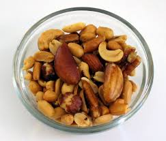 nuts are a souce of healthy fat