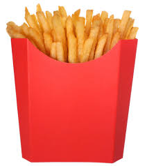french fries contribute to obesity